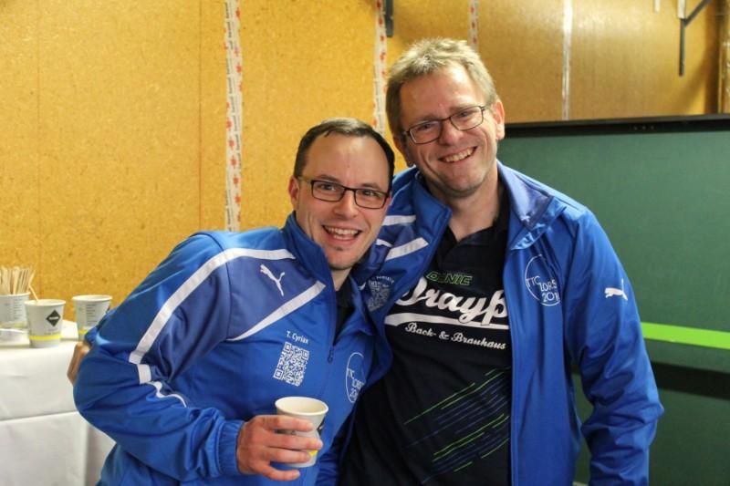 Startschuss 2015 - Freundschaftsturnier