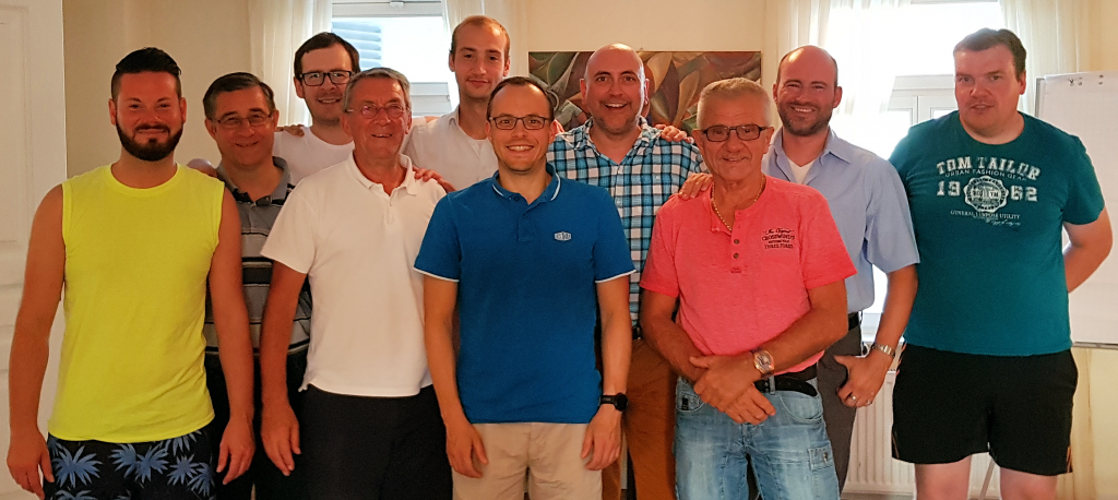 TTC 2010 Lorsch e.V. - Vorstand ab Mai 2018