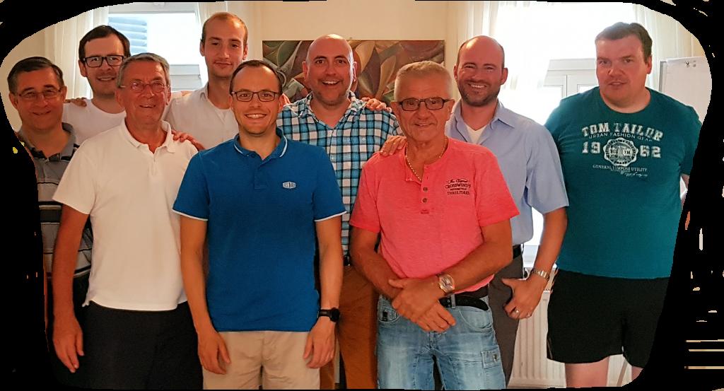 TTC 2010 Lorsch e.V. - Vorstand ab Mai 2019