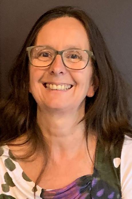 Kassenwartin Sabine Schäfer